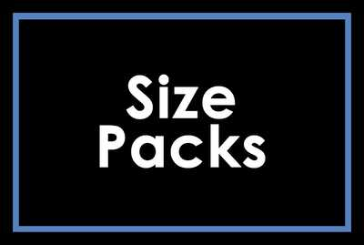 Womens Size Packs