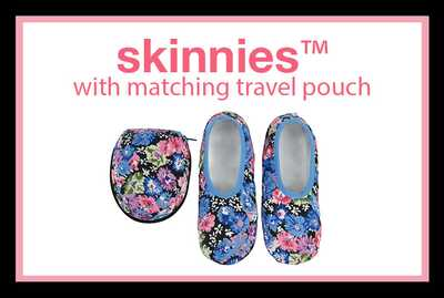 skinnies with travel pouch